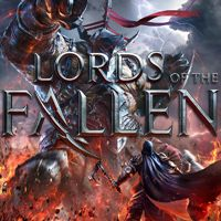 Game Lords of the Fallen (2017) (AND) Cover