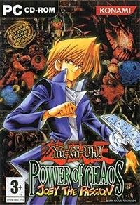 Game Yu-Gi-Oh! Power of Chaos: Joey the Passion (PC) Cover
