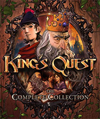 King's Quest Game Box