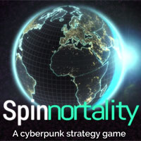 Game Spinnortality (PC) Cover