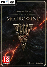 Game The Elder Scrolls Online: Morrowind (PC) Cover
