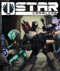 StarCrawlers Game Box