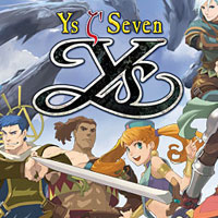 Game Ys Seven (PC) Cover