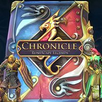 Game Chronicle: Runescape Legends (PC) Cover