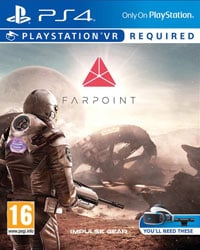 Game Farpoint (PS4) Cover