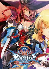 Okładka BlazBlue: Central Fiction (PC)