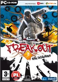 Okładka Freak Out: Extreme Freeride (PC)