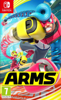 Arms Game Box