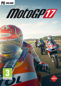 Game MotoGP 17 (PS4) Cover