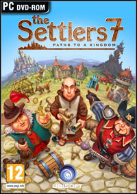 The Settlers 7: Paths to a Kingdom Game Box