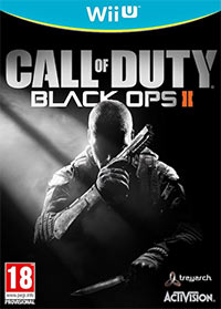 Game Call of Duty: Black Ops II (PS3) Cover