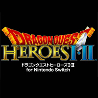 Game Dragon Quest Heroes I & II (Switch) Cover