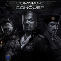 Command & Conquer Game Box