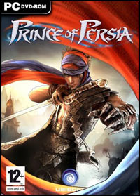 Prince of Persia Game Box