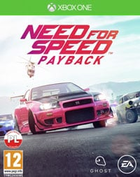 Okładka Need for Speed: Payback (XONE)