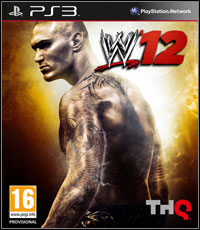 Gra WWE '12 (PS3)