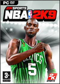 Gra NBA 2K9 (PC)