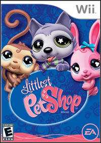 Gra Littlest Pet Shop (Wii)