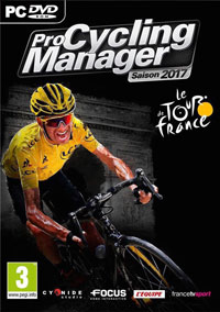 Game Pro Cycling Manager 2017 (PC) Cover