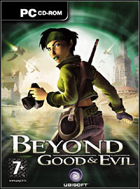 Okładka Beyond Good & Evil (PC)