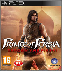 Okładka Prince of Persia: The Forgotten Sands (PS3)