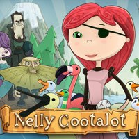Game Nelly Cootalot: The Fowl Fleet (PC) Cover
