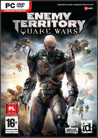 Okładka Enemy Territory: Quake Wars (PC)