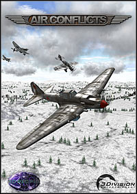 Game Air Conflicts (PC) Cover