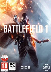 Okładka Battlefield 1 (PC)