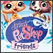 Game Littlest Pet Shop Friends: Beach (NDS) Cover
