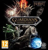 Guardians of Middle-Earth Game Box
