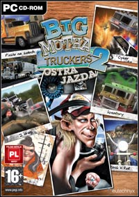 Gra Big Mutha Truckers 2: Truck Me Harder (PC)