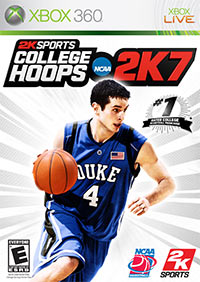 Okładka College Hoops 2K7 (X360)