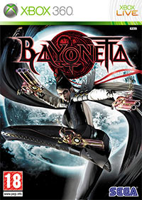 Game Bayonetta (X360) Cover