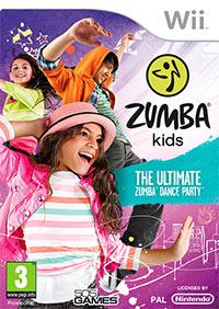 Zumba Kids (Wii) ok?adka