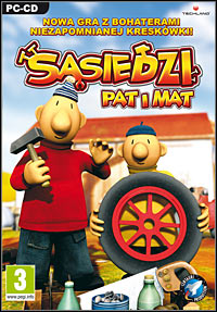 Gra Pat & Mat: The Game (PC)