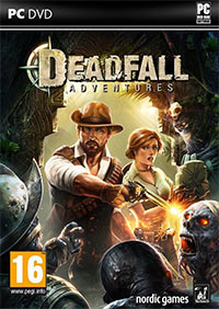 Deadfall Adventures Game Box