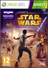 Game Kinect Star Wars (X360) Cover
