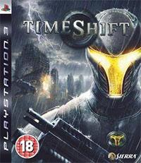 TimeShift (2007) PS3 - BlaZe