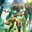 Game Enslaved: Odyssey to the West (X360) Cover