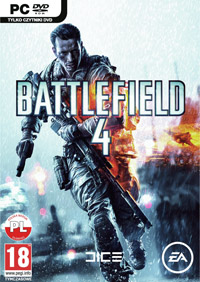 Okładka Battlefield 4 (PC)