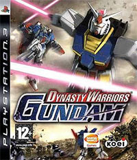 Okładka Dynasty Warriors: Gundam (PS3)