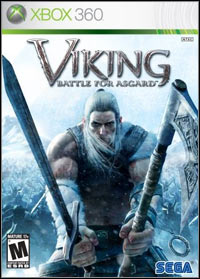 Okładka Viking: Battle for Asgard (X360)