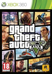 Game Grand Theft Auto V (PC) Cover