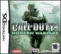 Game Call of Duty 4: Modern Warfare (PS3) Cover