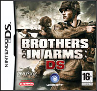 Game Brothers in Arms: DS (NDS) Cover