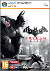 Okładka Batman: Arkham City (PC)