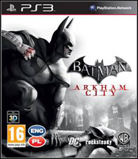 Gra Batman: Arkham City (PS3)