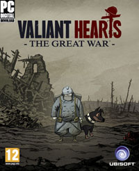 Valiant Hearts: The Great War Game Box