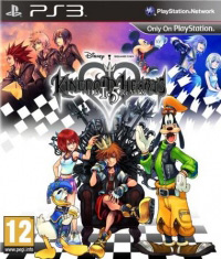 Game Kingdom Hearts HD 1.5 Remix (PS3) Cover